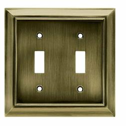 Hampton Bay Derby Single Double Switch Plate Outlet Cover An
