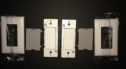 Pass & Seymour Mobile Home Self Contained Switch White w/Sna